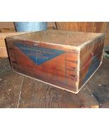 Vintage Wooden Crate Box Libby Corned MUTTON Ad... - $49.49