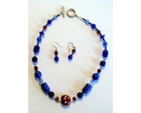 Buy Necklace and Earrings Set Matching Set Original Design