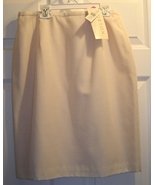 Norton McNaughton Washable Lined Skirt NWT  Bon... - $19.99