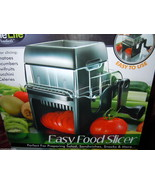 Easy Food Slicer Easy to Use Easy to clean NIB ... - $16.82