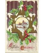 A Joyful Christmas John Winsch Published Post Card - $4.00