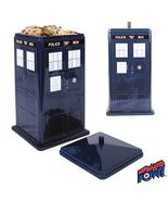 DOCTOR WHO TARDIS Cookie Tin 10 inch high colle... - $25.88