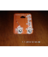 Claires White Ghost Earrings Pierced - $3.99