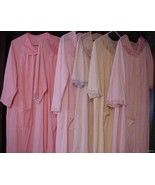 SHADOWLINE LOVERS LOT OF 6 VINTAGE GOWNS/ROBES ... - $100.00