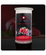 POMEGRANATE- JEWELRY IN CANDLES- YOU WILL LOVE ... - $32.00
