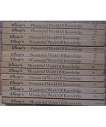 14 DISNEY'S WONDERFUL WORLD OF KNOWLEDGE 1971 - $49.95
