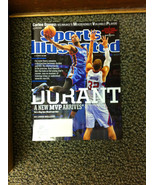 Sports Illustrated Kevin Durant A New MVP Arriv... - $4.00