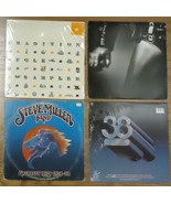 Record Album Qty 4 Steven Miller Accept Folk Sa... - $22.75