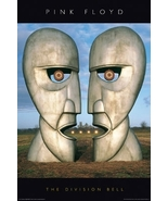 Pink Floyd Division Bell Poster - $6.53