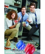 Workaholics Rolling Dice Poster - $5.44