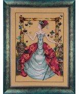 Queen Mariposa MD133 cross stitch chart Mirabil... - $12.60