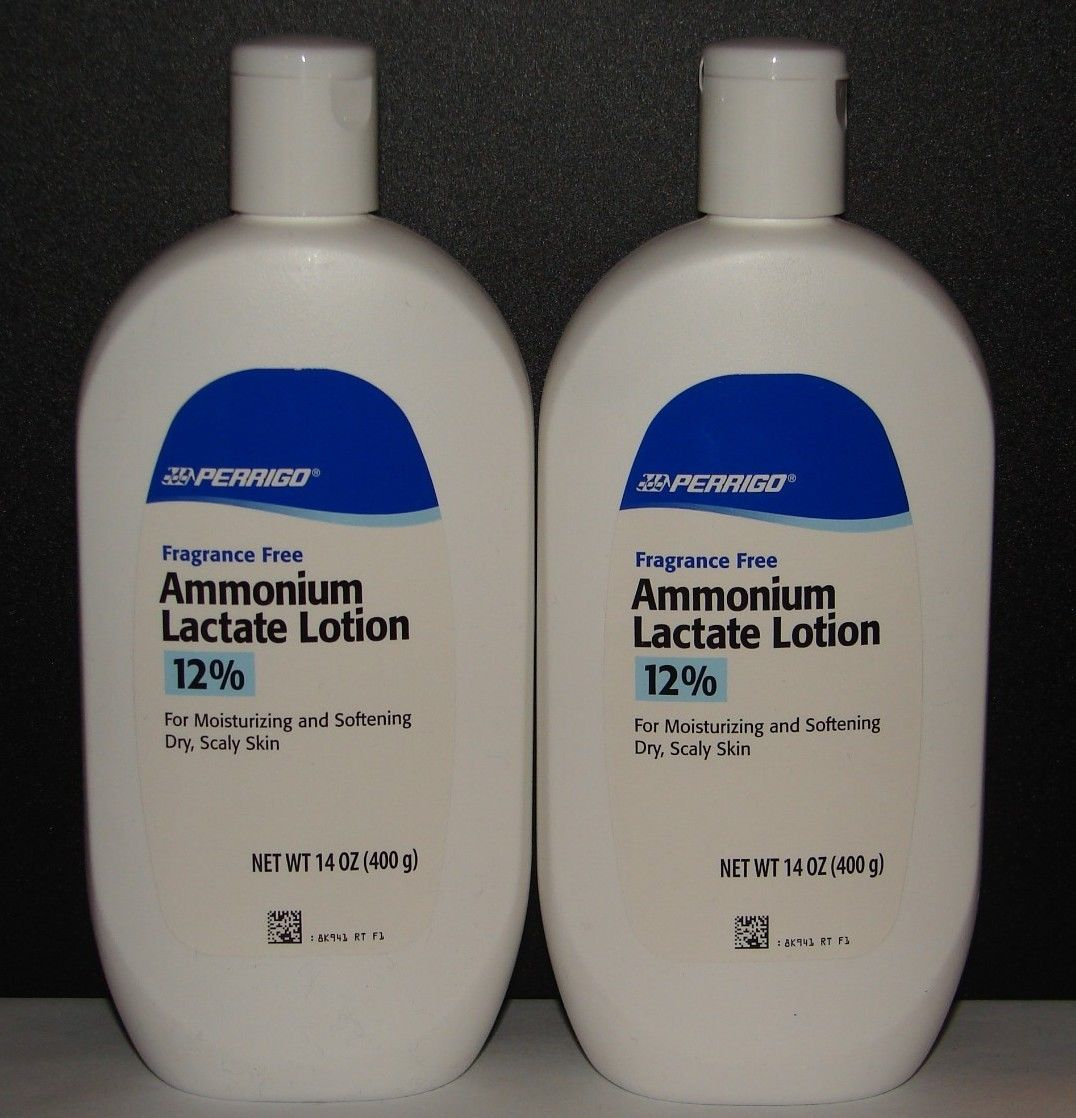 Perrigo Ammonium Lactate 12% Lotion 14oz Bottle