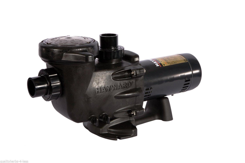 Hayward max flo ii 1 5 hp single speed motor swimming pool for Amazon pool pump motors