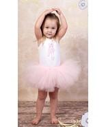 Beautiful Poofy Posh Pink Rosette Pansy Pie Tul... - $27.16 - $31.04