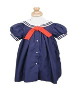 Classic Dressy Petit Ami Navy Sailor Baby or To... - $22.30 - $26.18