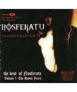 Nosferatu - Best of Vol. 1 ECD The Hades Years ... - $6.00
