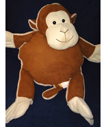 Jay at Play Snuggie Pockets Monkey Plush Stuffe... - $49.97
