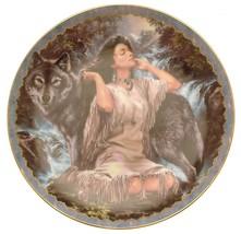 Collector plate Soulful Companions Loyal Guardi... - $49.42