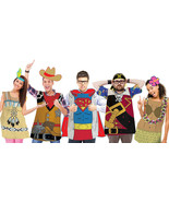 Set of 5 Emergency Costumes! Instant Halloween ... - $9.49
