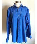 Polo Ralph Lauren Men's Blue Dress Shirt Size 1... - $30.00
