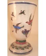 old glazed vase made in Iran - $65.00