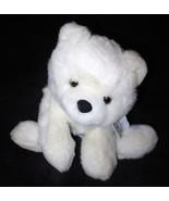 Aurora Flopsies Snowflake Polar Bear Plush Stuf... - $17.88