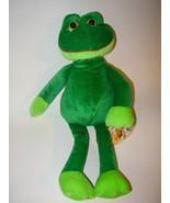 Target Green Frog Plush Stuffed Animal Big Sad ... - $27.77