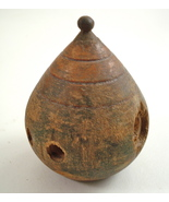 antique wood whistler spin top 6 - $35.00