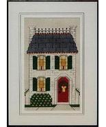 Vicki's House christmas victorian cross stitch ... - $5.40
