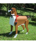 Boxer Mailbox, You Pick The Color - $140.00
