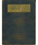 the Ariel-Lawrence College 1922 yearbook - $80.00
