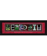 Meredith College Officially Licensed Framed Let... - $36.95