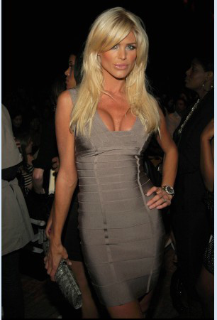 Hollywood Celebrity Body-con Bandage Dress - Free Shipping to US