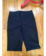 Banana Republic Navy Blue Martin Fit Pants Size... - $8.99