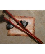 Devil's Pact Red Wand Hand Made 1 1/2 (one and ... - $20.00