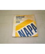 NAPA Air Filter 2020 - $4.84