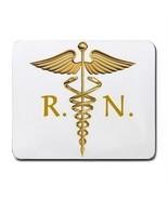 R.N. NURSE CADUCEUS HEALING MEDICAL SYMBOL MOUS... - $9.99