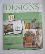 Designs In Machine Embroidery Perfect Placement... - $46.25