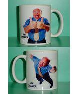Jim Cramer Mad Money 2 Photo Collectible Mug 04 - $14.95