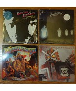 Record Album Qty 4 Molly Hatchet Hall Oates Qua... - $20.85