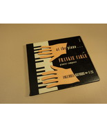 Columbia Records At The Piano Record Set Franki... - $23.61