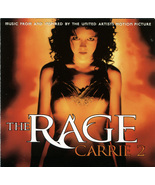 Carrie 2: The Rage Soundtrack CD OOP Type O Neg... - $7.00