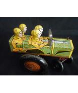 Vintage Wind Up Toy Marx Jumping Jeep Original ... - $280.49