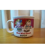 Campbell Soup 1993 Soup Mug By Westwood Mm Mm G... - $9.89