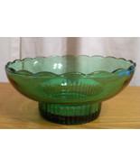 E.O. Brody Company Green Glass Bowl Candy Dish ... - $14.85