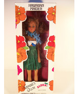 Hawaiian Maiden Doll Aloha Lanakila Craft  Gras... - $19.78