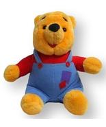 Hug 'N Wiggle Pooh Talking Plush Toy 1997 Disne... - $11.90