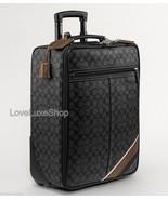 COACH Heritage Signature C Logo Suitcase W Whee... - $539.00