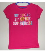 Girls Route 66 Pink Short Sleeve Top Size 6 to 6X - $4.50