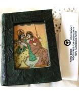 New Hindu Handcraft Blank Book Journal Diary Cr... - $17.99